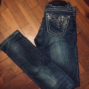 Skinny premiere jeans by rue 21!! 😍
